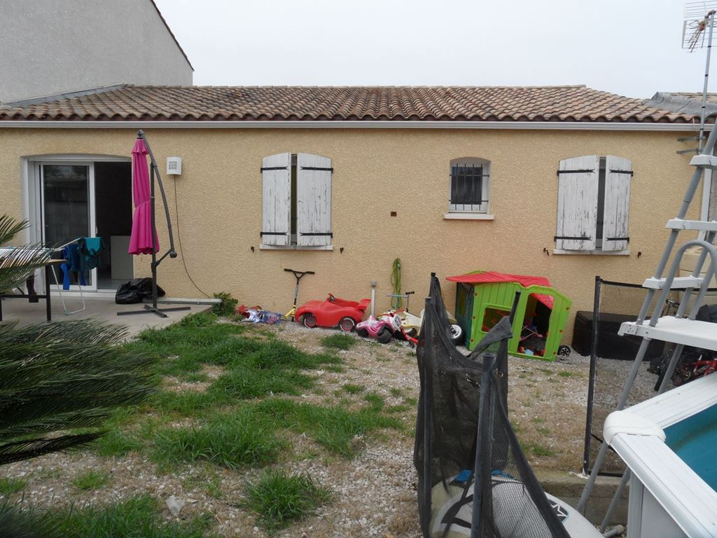 Maison BEZIERS (34500) Hermes immobilier
