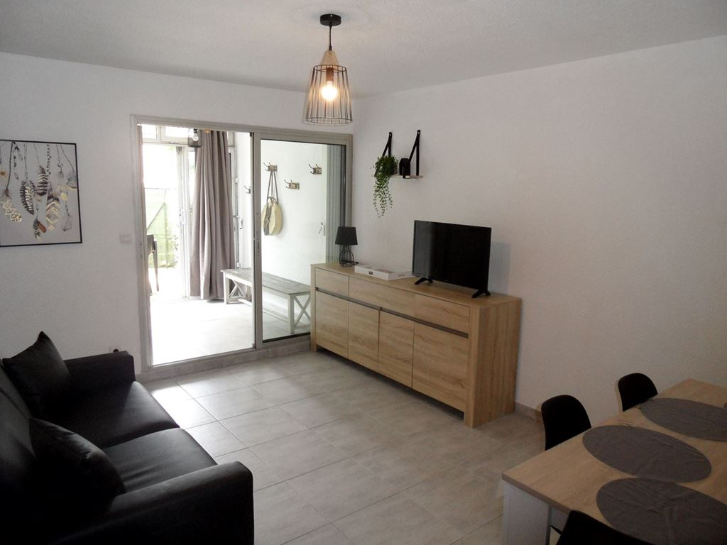 Appartement T2 MARSEILLAN PLAGE (34340) Hermes immobilier